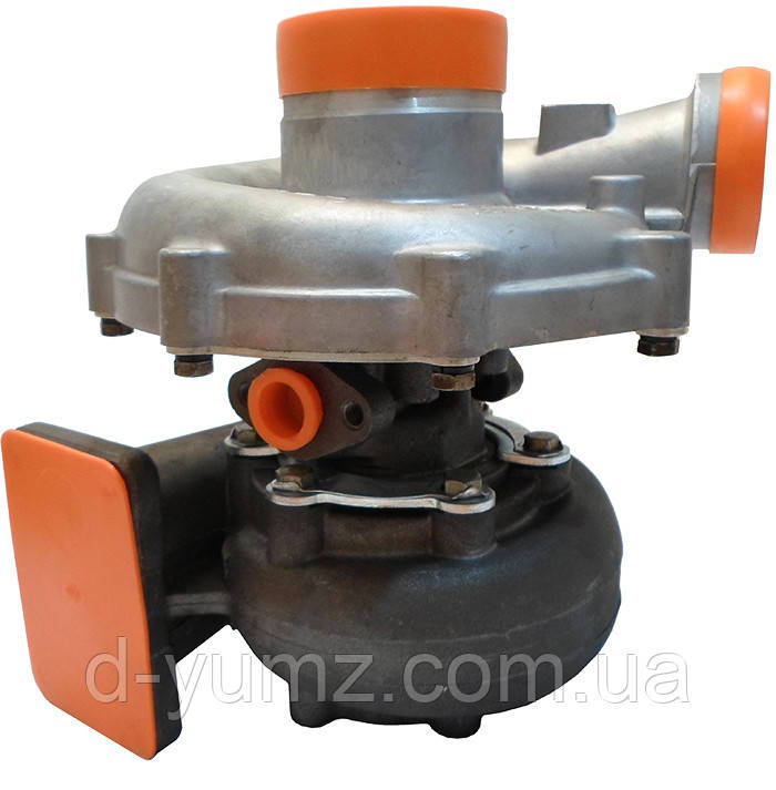 Турбокомпрессор ТКР 9 | ЯМЗ-238 | ЯМЗ-236 | МАЗ | КрАЗ | МоАЗ