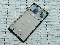 Lenovo S856 модуль дисплея Silver с рамкой в сборе 5D69A6N1V2 Оригинал