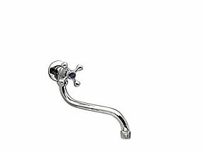 G-Ferro Кран для холодной воды FERRO-270