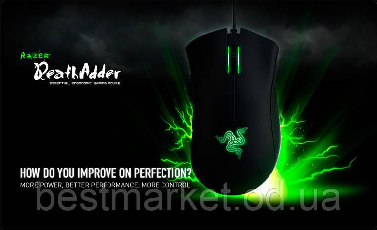 Мышь USB игровая RAZER ( Death Adder )