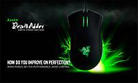 Мышь USB игровая RAZER ( Death Adder ), фото 1