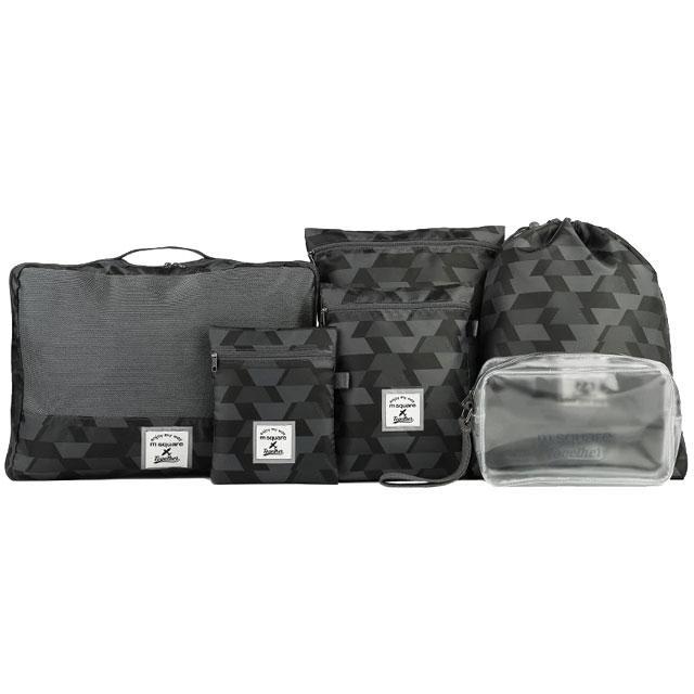 Універсальний набір дорожніх сумок у валізу M Square