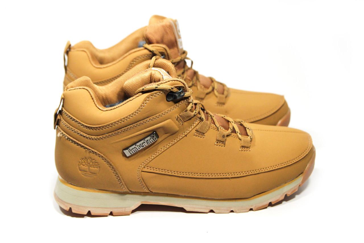 f1ec04b184d0 ... Зимние ботинки (на меху) мужские Timberland 11-140 (реплика) (в ...