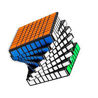 Кубик Рубика  8х8 MoYu (с наклейками и без)