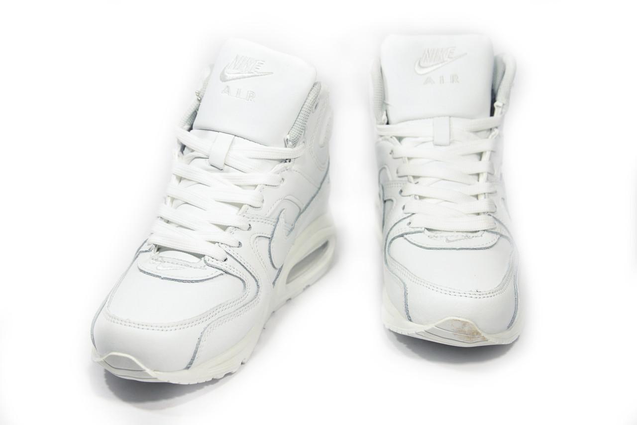 e5c4e7d7 Зимние кроссовки (НА МЕХУ) женские Nike Air Max 1-105 (реплика) (в ...