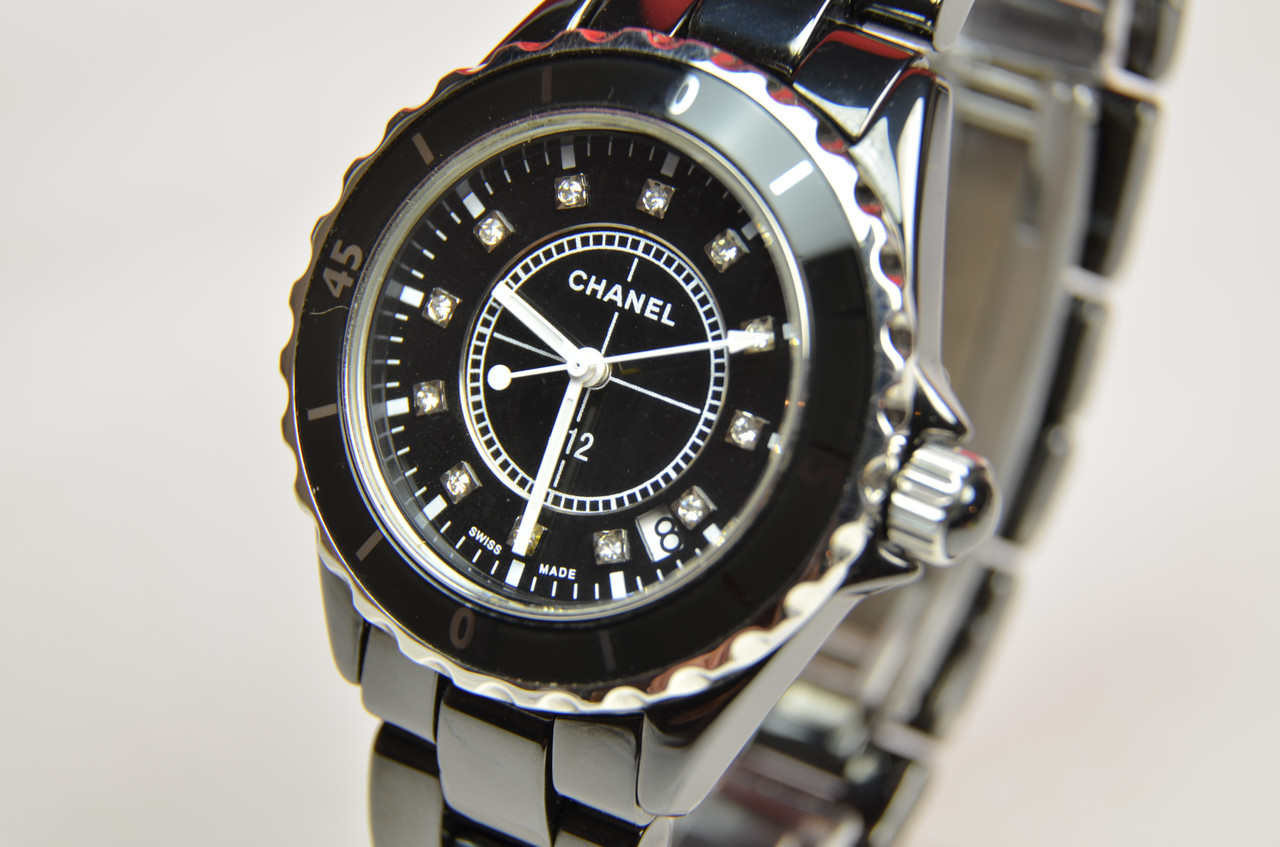 Женские часы j12 керамика