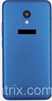 Задняя крышка для Meizu M5 (M611), синяя