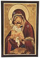 Ікона Божої Матері Почаївська (літографія) Арт. 164