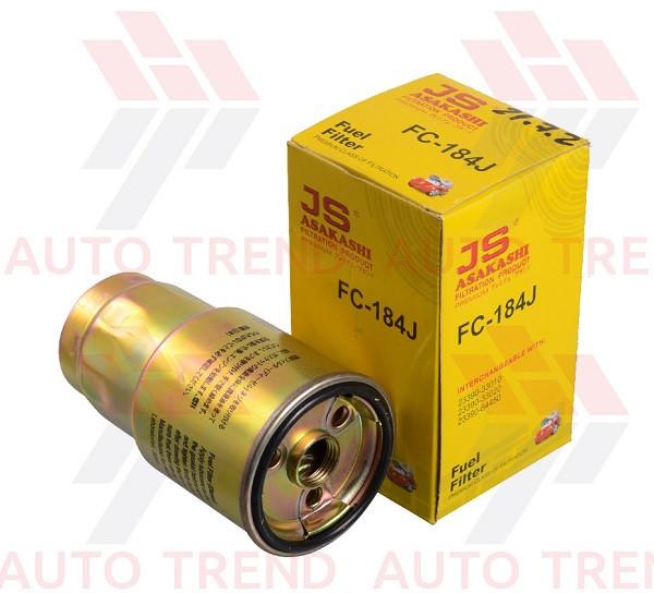 Фильтр очистки топлива JC Asakashi fc184j для автомобилей Mazda, Mitsubishi, Toyota