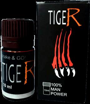 Tiger - Краплі для потенції (Тігер)