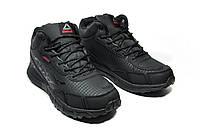 Зимние ботинки (на меху) мужские Rebook 2-001 (реплика) (в наличии 42 43 44 45 р)