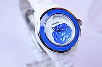 Женские наручные часы CHANEL керамика , фото 1