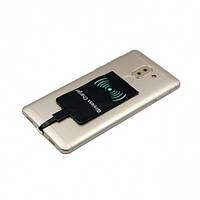 Приемник Micro USB QI для беспроводной зарядки телефона