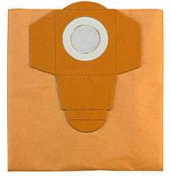 Мішки паперові до пилососа Einhell, 40 л, 5 шт