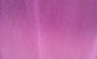 Бумага крепированная розовая