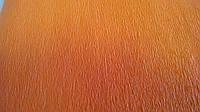 Бумага крепированная оранжевая, фото 1