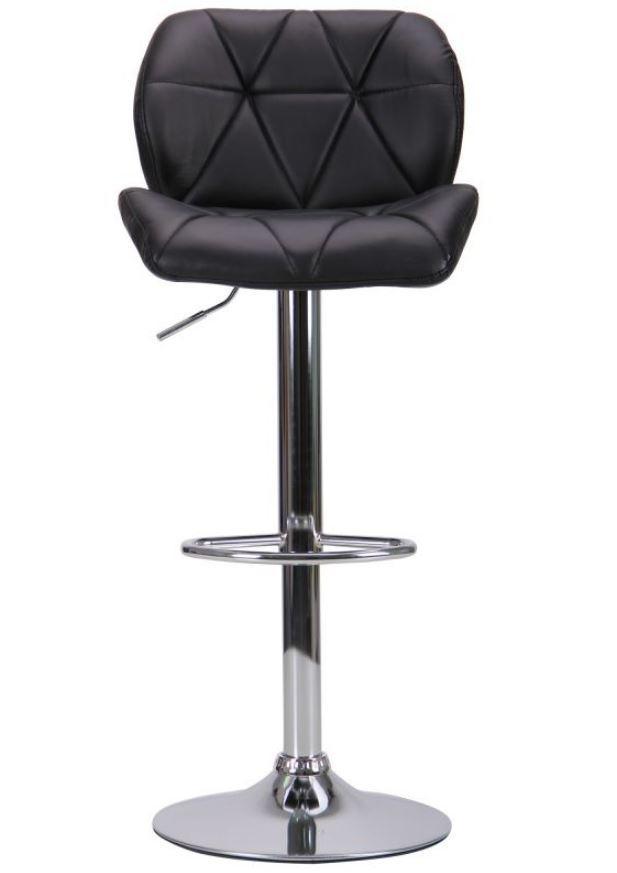 Барный стул Vensan черный без канта (фото 2)