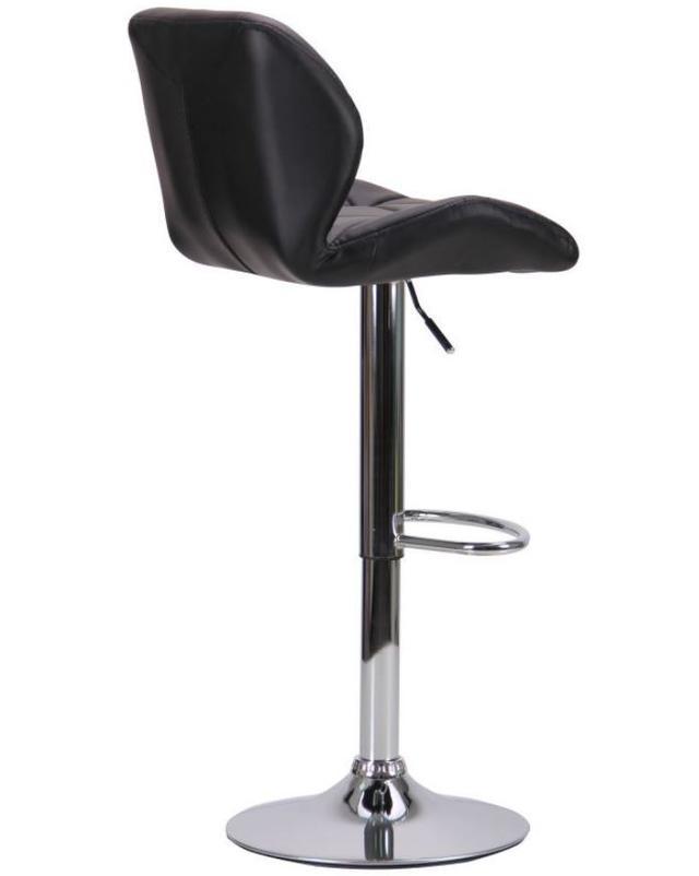 Барный стул Vensan черный без канта (фото 4)