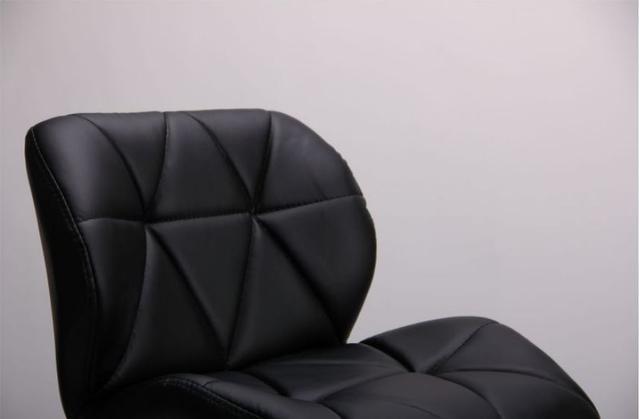 Барный стул Vensan черный без канта (фото 8)