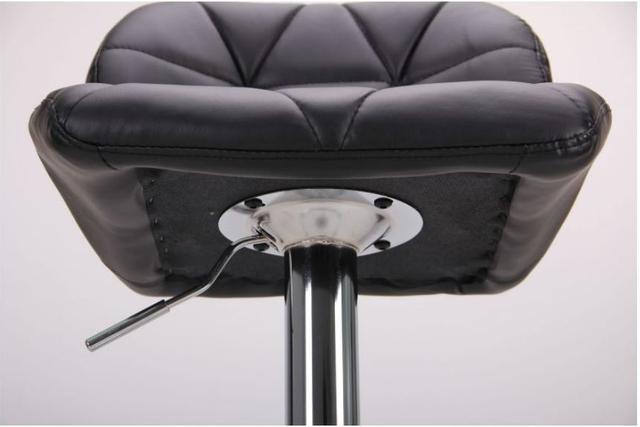 Барный стул Vensan черный без канта (фото 12)