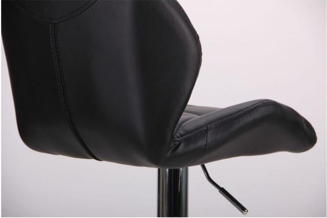 Барный стул Vensan черный без канта (фото 13)