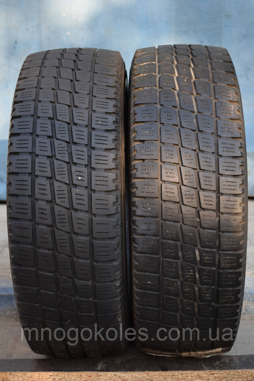 Шины б/у 215/65 R16С Toyo ЗИМА M+S, пара