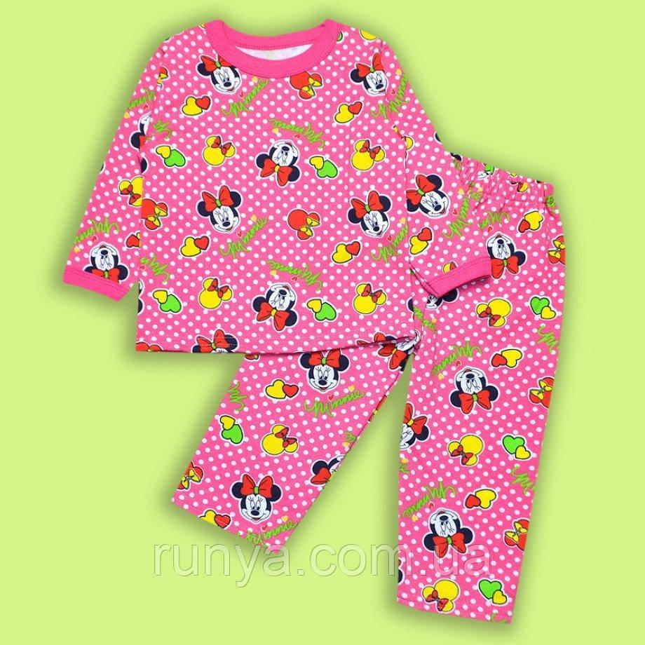 12dede67d09a7 Детская теплая пижама для девочки, начес, цена 225 грн., купить в ...