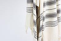 Полотенце для турецкой бани Lotus (Белый)