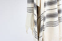 Полотенце для турецкой парной Lotus (Белый)