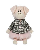 Свинка Нюша в пальто, 22 см Maxi Toys (MT-MRT031819-22), фото 1