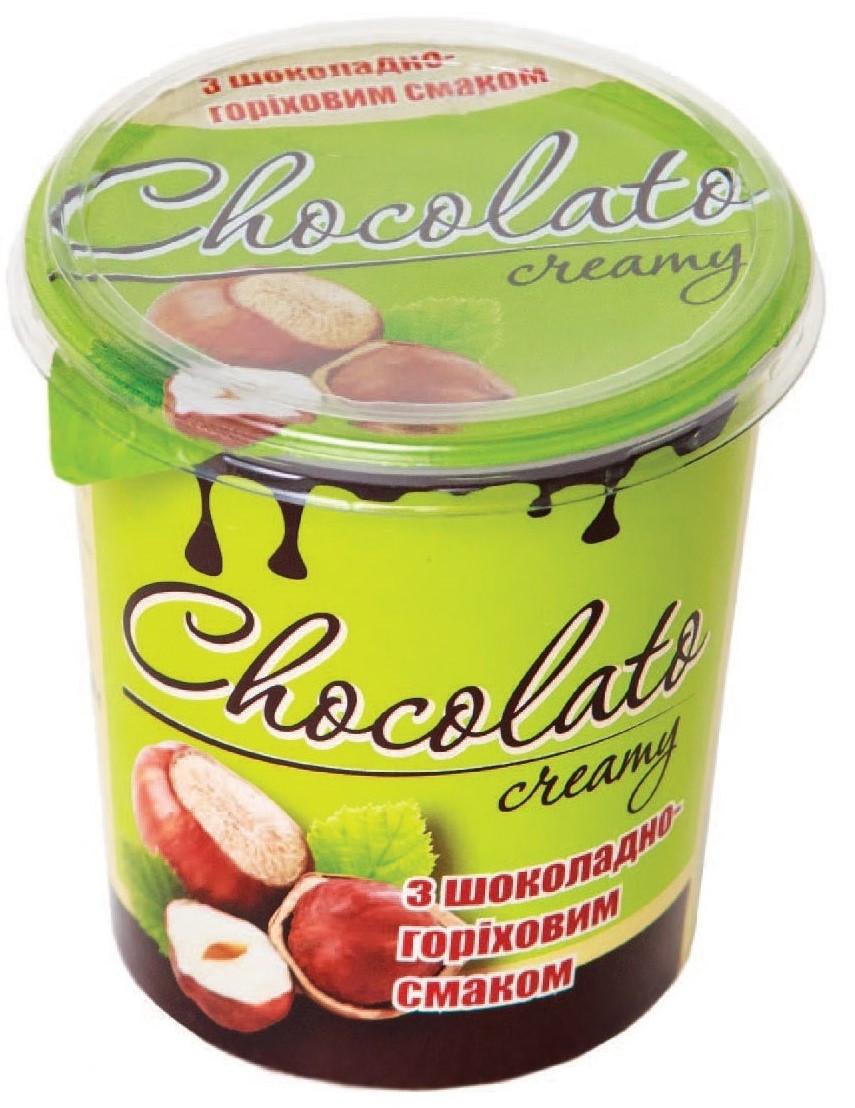 Паста «Chocolato creamy» шоколадно-горіхова 400г