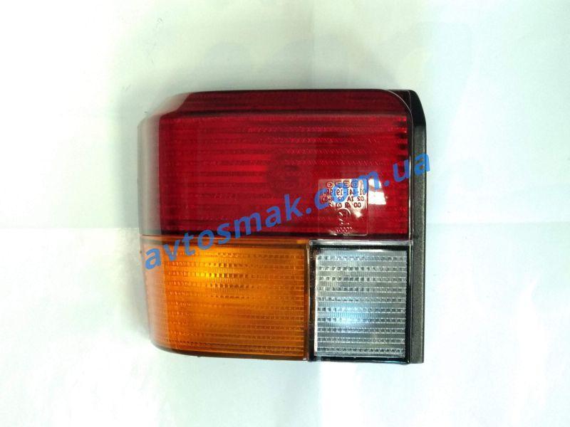 Фонарь задний для Volkswagen T4 '91-03 левый (DEPO) красно-желтый