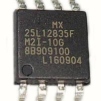 Микросхема Macronix MX25L12835FM2I-10G, 25L12835F