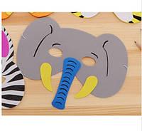 """Детская маска """"Слон"""""""