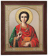 Икона «Святой Великомученик и целитель Пантелеимон » арт.157