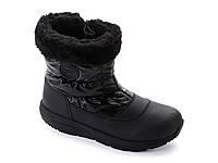 Сапоги женские низкие Walkmaxx Comfort 3.0  39  Черный