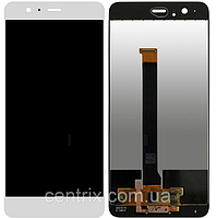 Дисплей (экран) для Huawei P10 Plus (VKY-L29) + тачскрин, цвет белый