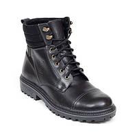 Мужские зимние ботинки с натуральной кожи р. 40 41 42 43 44 45