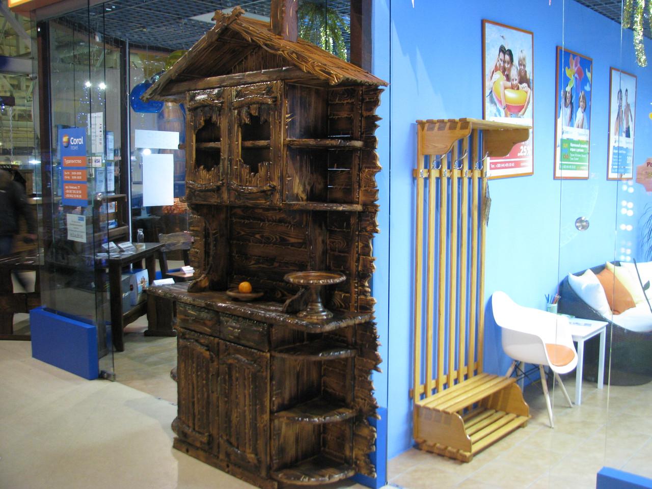 Изготовление буфетов деревянных под старину