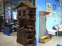 Изготовление буфетов деревянных под старину, фото 1
