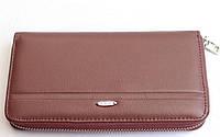 cc3a81f8d615 Женский кожаный кошелек Balisa B120-570 dark pink кожаные женские кошельки