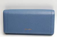 f7093a344b56 Женский кожаный кошелек Balisa PY-A801 light blue кожаные женские кошельки