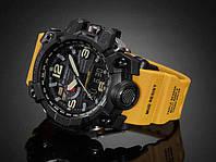 Наручные часы Casio G-Shock GG-1000 Black-Yellow Wristband
