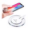 Бездротове зарядний Fantasy Qi Wireless Charger White (5W)