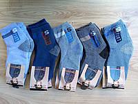 Носки для мальчика зимние Талант цветные 3 размера  (махра) опт