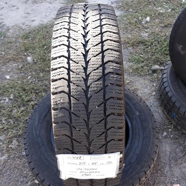 Бусовские шины б.у. / резина бу 215.75.r16с Uniroyal Snow Max2 Юнироял