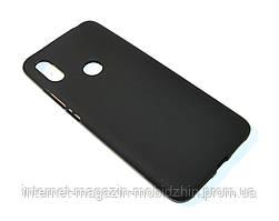 Чехол силиконовый Xiaomi Redmi S2 черный