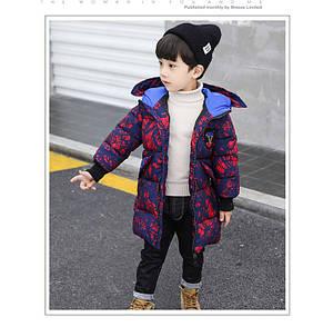 Зимнее пальто для мальчиков, фото 2