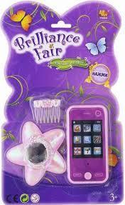 Детский мобильный телефон Brilliance Fair Funville