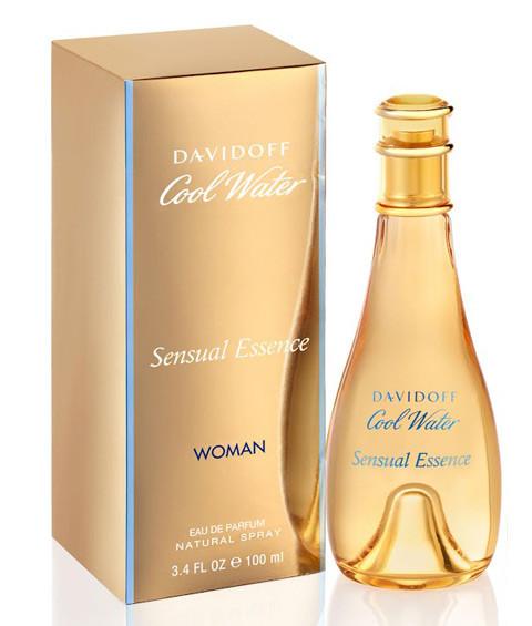 Женский аромат Davidoff Cool Water Sensual Essence